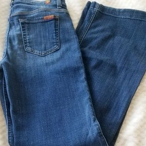 7 For All Mankind Womans Jean's 26